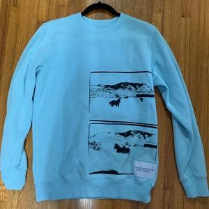 Limited Edition Calvin Klein x Andy Warhol Sweater